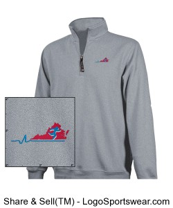 Virginia Pullover Design Zoom